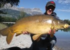 pris a la red crustaceen gulp. facebook : Team Dream Fishing