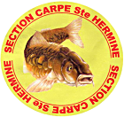 Section carpe Saint Hermine
